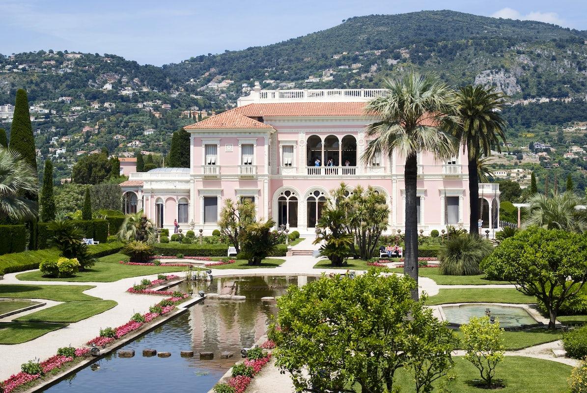 Besuchen Villa & jardins Ephrussi de Rothschild