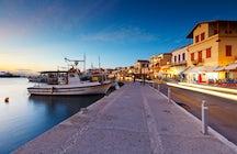 Aegina and its Neoclassical beauty