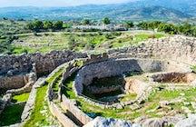 Ancient Mycenae