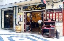 Free tapas in La Bella y La Bestia