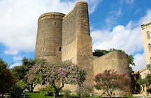 Maiden Tower in Baku