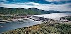 The Yenisei River, Krasnoyarsk
