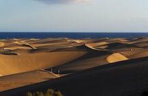 The Maspalomas Dunes, Gran Canaria