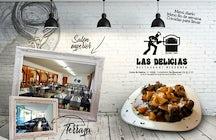 Restaurante las delicias castelldefels