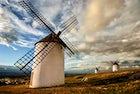 Windmills of Mota del Cuervo