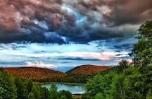 Pensiunea Lacul Mocearu