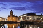 Visit the Cardiff Bay