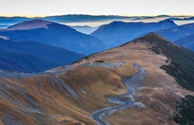 Transalpina Road, Western Romania