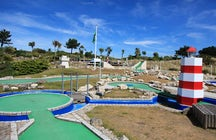Sandbanks Crazy Golf