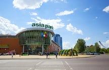 Asia Park shopping mall, Nur-Sultan