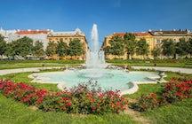 King Tomislav Square in Zagreb