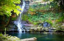 Cascada La Lajita, Zapatoca