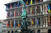 Brabo fontain, Antwerp