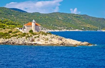 Lighthouse on Vir island