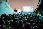 Zvezda Open Air Cinema Belgrade