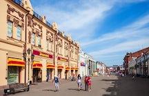 Poznaya38, Irkutsk