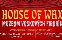 HOUSE of WAX - Muzeum nejstarších voskových figurín