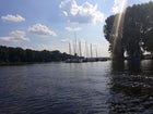 Wannsee lake of Berlin