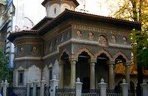 Stavropoleos Church, Bucharest
