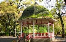 Municipal Park Bistrița