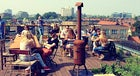 Nest: Most Alternative Rooftop Bar in Amsterdam