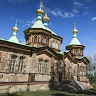 Holy Trinity Orthodox Church in Karakol