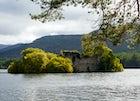 Loch An Eilen in the forest of Rothiemurchus