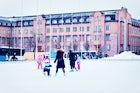 Jääpuisto Ice Park, Helsinki