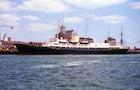 HMY Britannia; former royal yacht