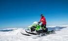 Snowmobile Riksgransen