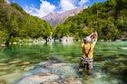 Fly fishing, Soča