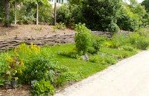 The Jardin des Plantes, Vitré, Brittany