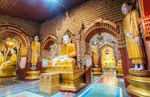 Thanbodday Paya, Monywa