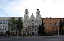 Cathedral of Saint Virgin Mary, Minsk