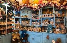 Muzeum a výstava medvídků Karlovy Vary