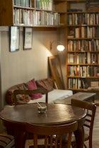 Massolit Books and Café, Cracow