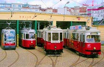 Remise - Transport Museum Vienna Lines