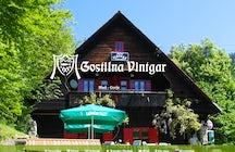 Gostilna Vintgar
