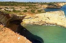 Praia da Grilheria