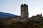 Châtel-Argent castle