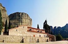 Holy Church of the Assumption of the Virgin in Meteora