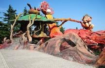 Mtatsminda amusement Park