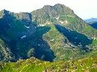 Khamar-Daban Mountain Range