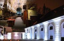 Restaurace Skála - hotel Malý Pivovar