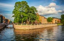 New Holland Island, Saint Petersburg