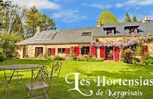 Maison d'Hôtes Les Hortensias de Kergrisais