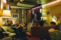 Café Brecht: The Comfy Ramshackle Palace