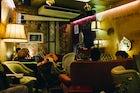 Café Brecht: The Comfy Ramshackle Palace