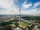 Ostankino TV-tower