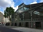 Carreau du Temple, Paris